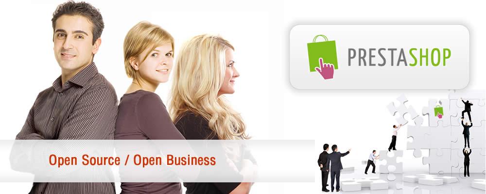 Création de votre site e-commerce prestashop Landes