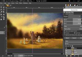 Exercer le métier de graphiste avec des logiciels libres