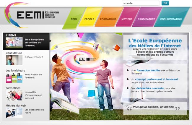 Un site internet pour votre école